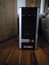 OLD CORE i7 BASE UNIT / 8GB RAM / HD6770 / 620W PSU