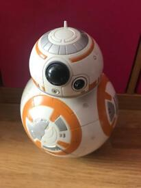 Bb8 interactive talking and moving figure