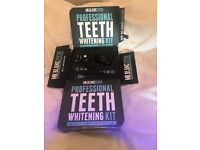 BRAND NEW MR.BLANCTEETH WHITENING KIT