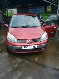 renault scenic 2005 for sale