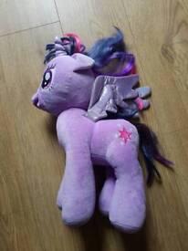 Build A Bear My Little Pony