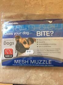 Dog Muzzle