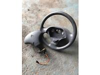 Citroen Saxo VTS Steering Wheel