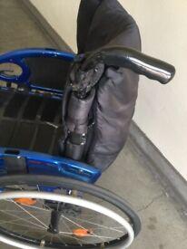 Quickie Xenon SA wheelchair