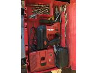 Hilti TE 6A needs battery