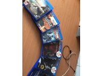 PS4 Slim 500gb with 6 games