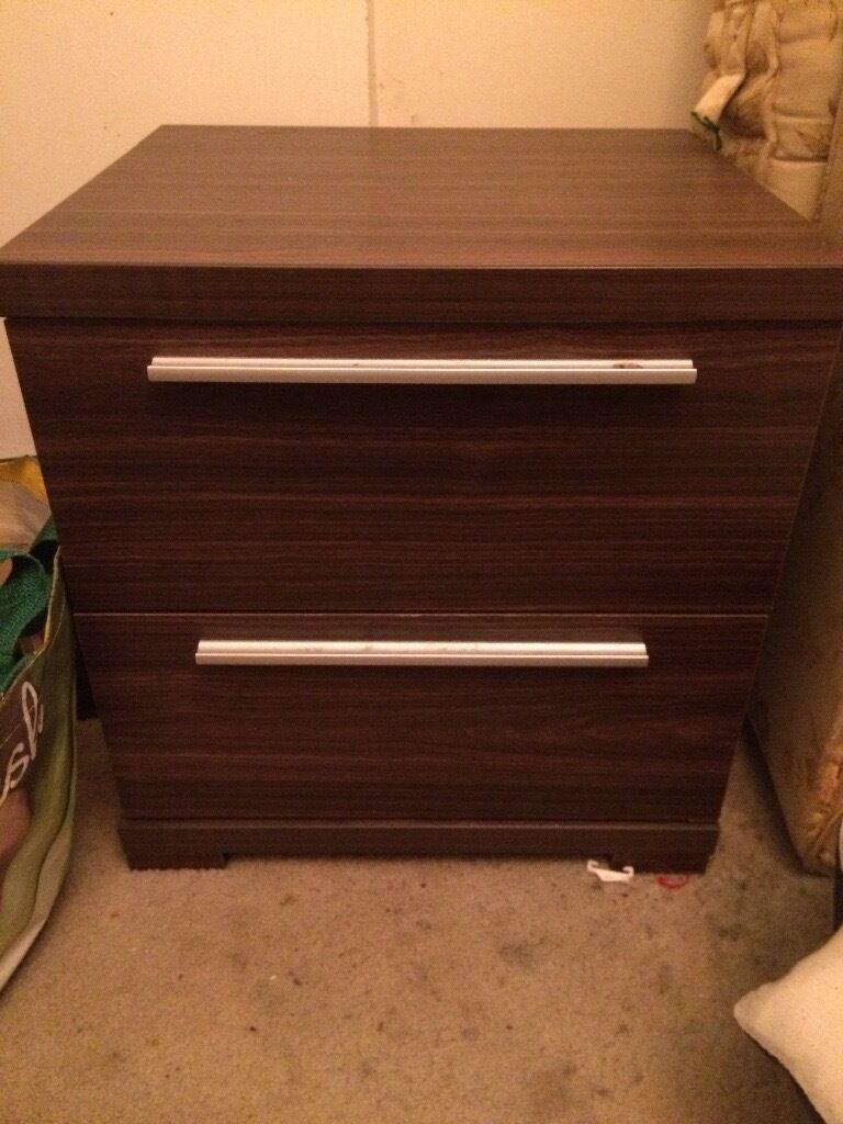Modern Bedside Drawer Cabinet