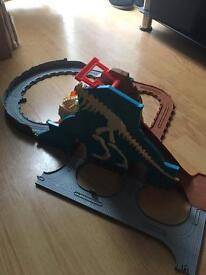 Thomas foldable track