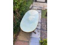 Strange Stone Table