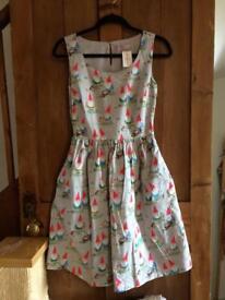Cath Kidston Gnome Dress NwT size 6