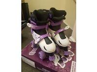 Adustable Quad Skates - Size 1-3