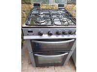 Bush gas cooker 60 cm