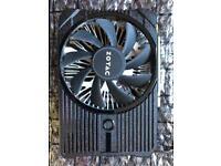 Nvidea GTX 1050 ti 4gb Mini (Zotac)