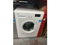WHITE 7KG BEKO WASHING MACHINE 1400 SPIN