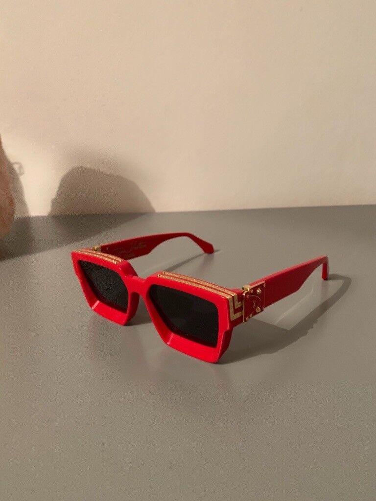 69747a655adf Virgil Abloh Louis Vuitton 1.1 Millionaire Sunglasses