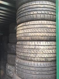 Quality used tyres for sale like brand new!