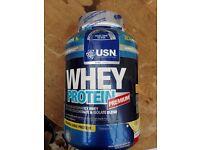 USN Whey Protein Premium 2.28kg - 71 servings !!!
