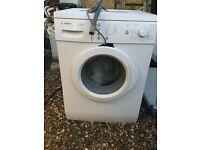 Bosch washing machine .