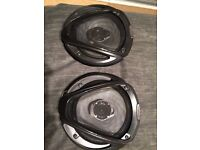 Kenwood KFC-E1762 Speakers