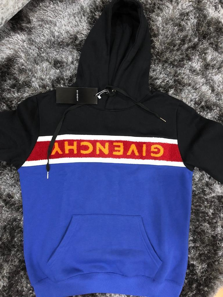 547d22034b3f GIVENCHY NEW AUTUMN18 HOODIE PULL OVER