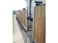 Greengates fencing and landscapes