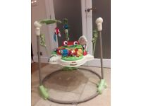 Fisherprice Rainforest jumperoo excellent condition