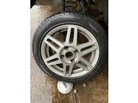 "15"" Ford Fiesta GHIA alloys(with caps) x3"