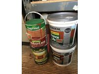 Fencing paint for sale
