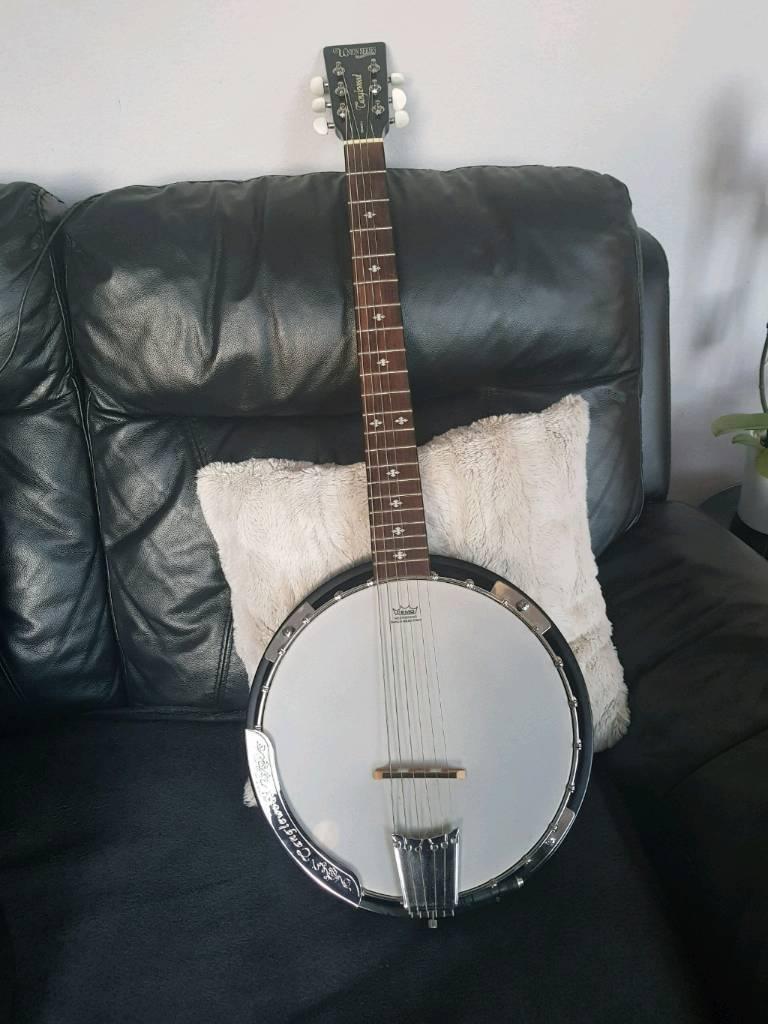 Tanglewood union series Ltd edition 6 string banjo | in Ipswich, Suffolk |  Gumtree