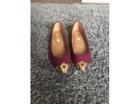Size 6-7 Miss Selfridge shoes