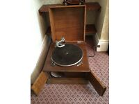 Gramophone for 78's records