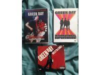 Green day DVD bundle