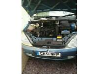 Breaking Mk 1 Ford Focus 1600 ghia