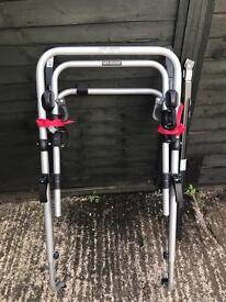 Car boot 3 bikes carrier rack 25£