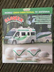 Glomex Omni Directional Caravan TV Antenna Aerial *BRAND NEW*
