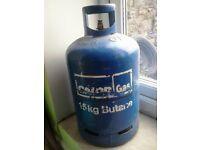 Calor Gas Bottle 15kg Butane (Empty)