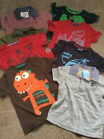 Boys tshirts bundle