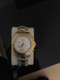 Gold & Silver Invicta Watch