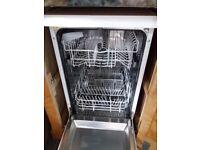 Bosch ClassiXX Slimline Dishwasher (9000 222 360 (8610-1)