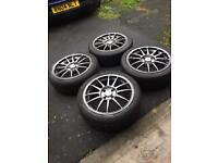 Ford Peugeot super light alloys 4x108