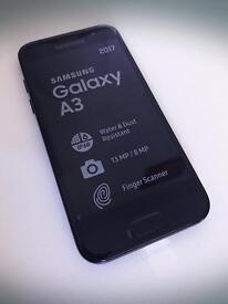 Samsung Galaxy A3 2017 - Unlocked 16 Gb - (Black)
