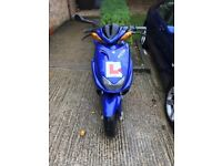 2001 Yamaha YQ 100 *Spares or repair* little work needed