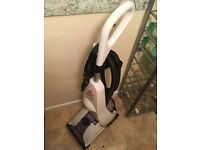 Bissell upright carpet cleaner and product