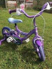 2-3 years girl bike