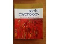 Social Psychology (3rd edition)- Eliot R. Smith and Diane M. Mackie