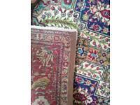 Carpet, red