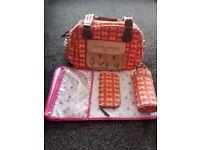 yummy mummy bag & purse & bottle intulator