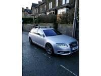 Audi A6 Avant le mans