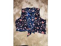 Crop top New with Tags