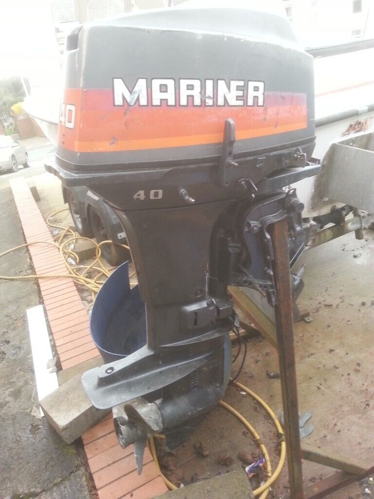 Mariner 30 Hp Outboard Motor Manual | Wiring Library